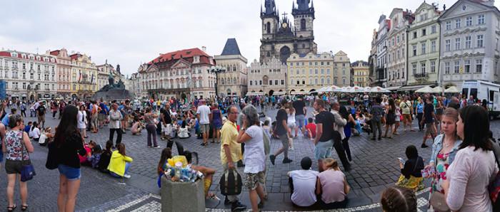 Rynek - Praga 2