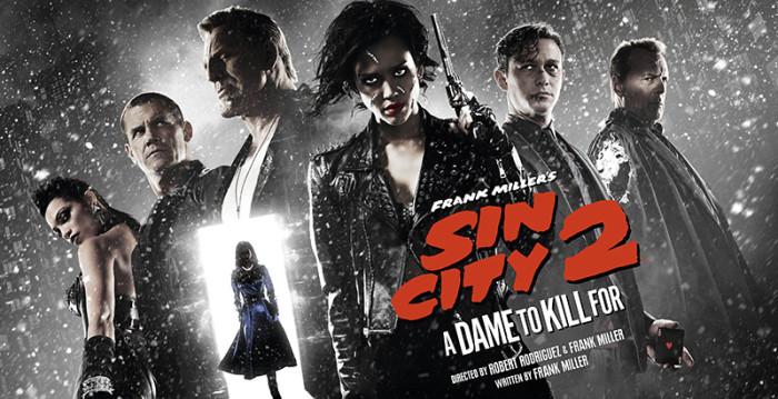 Sin City 2 - damulka warta grzechu recenzja