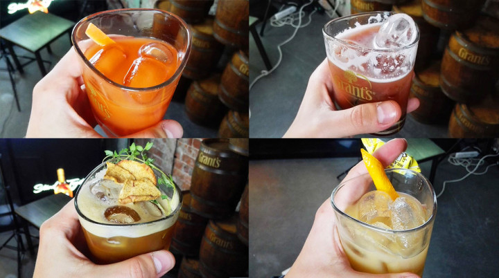 Grants 18 drinki