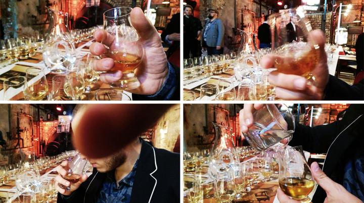cudowny palec zasłaniający moją twarz na trzecim zdjęciu należy do Konrada Jureckiego, który wykonywał zdjęcie