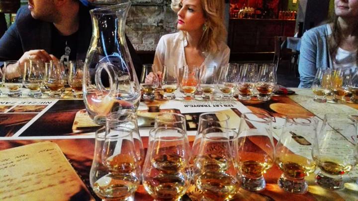 grants whisky 18