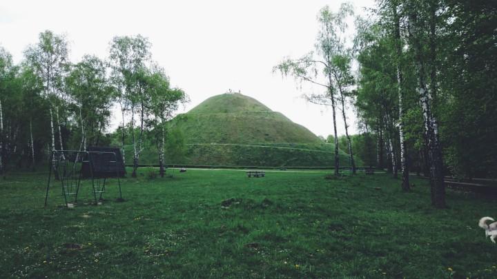 Kopiec Piłsudskiego - Lasek Wolski - zielone miejsca w Krakowie (2)