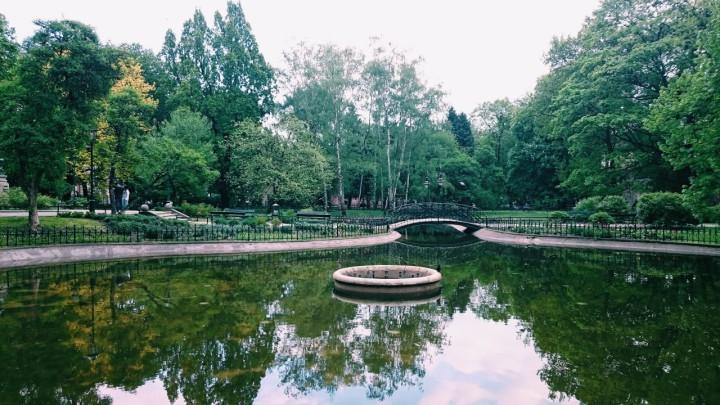 Planty - zielone miejsca w Krakowie (6)