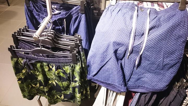 H&m 2 - męska piżama