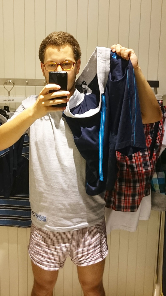 reserved 3 - męska piżama