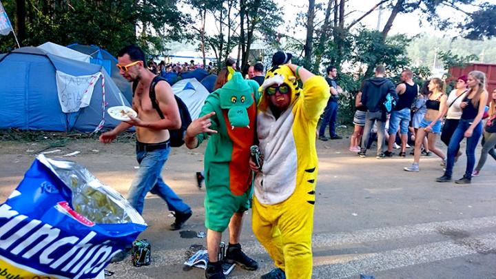 3 typów imprezowiczów, których spotkasz na festiwalach
