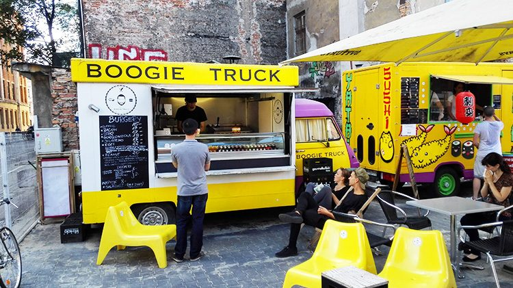 boogie truck